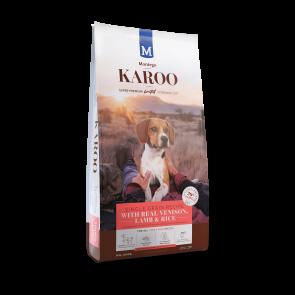 Montego Karoo All Breed Vension and Lamb Adult Dog Food