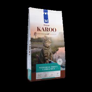 Montego Karoo Trout & Lamb Gluten-Free Adult Cat Food