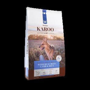 Montego Karoo All Breed Beef and Lamb Adult Dog Food