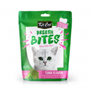 Kit Cat Breath Bites Tuna Cat Treats - 60g