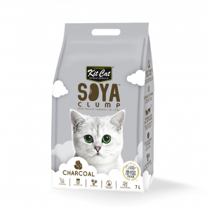 Kit Cat Charcoal Soya Clump Cat Litter