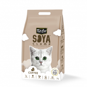 Kit Cat Coffee Soya Clump Cat Litter