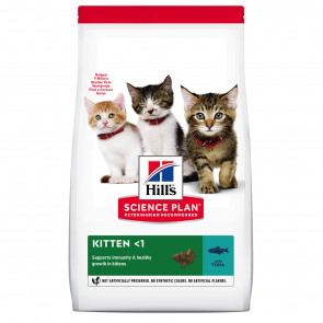 Hill's Science Plan Tuna Kitten Food