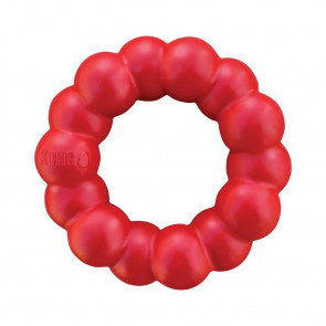 Kong Red Ring Dog Chew Toy