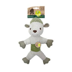 M-Pets Loki Eco Plush Dog Toy