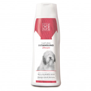 M-Pets Natural Detangling Dog Shampoo
