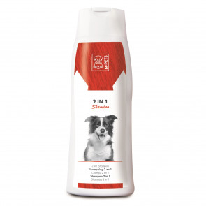 M-Pets 2 in 1 Dog Shampoo & Conditioner