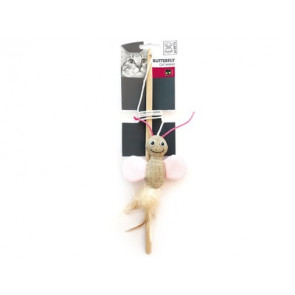 M-Pets Butterfly Cat Wand