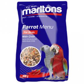 Marlton's Chilli Parrot Food Mix