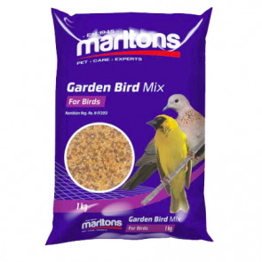 Marlton's Garden Bird Seed Mix