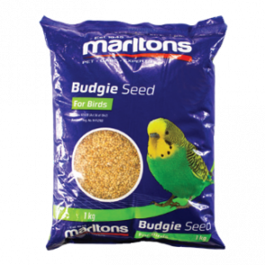 Marlton's Budgie Seed Mix