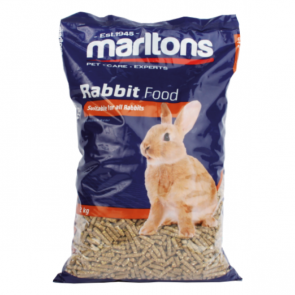 Marlton's Rabbit Pellets