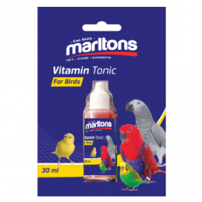 Marlton's Vitamin Bird Tonic - 30ml
