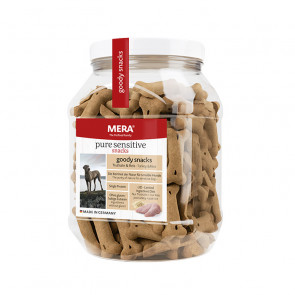 Meradog Pure Goody Snacks Dog Biscuits