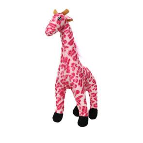 Mighty Toys Mighty Safari Giraffe Plush Dog Toy