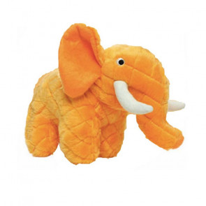 Mighty Toys Mighty Safari Elephant Plush Dog Toy
