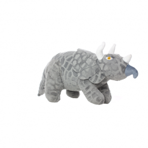 Mighty Toys Mighty Triceratops Small Dog Toy