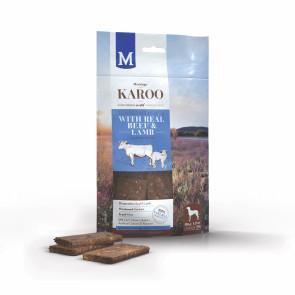 Montego Karoo All Breed Adult Beef & Lamb Meat Treats - 120g