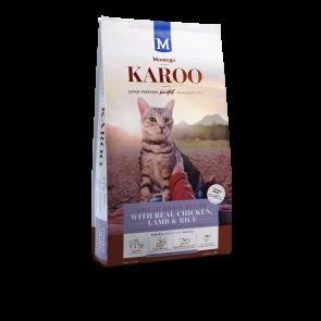 Montego Karoo Chicken & Lamb Adult Cat Food