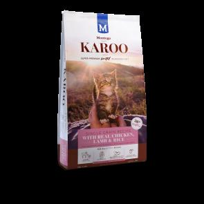 Montego Karoo Chicken & Lamb Kitten Food