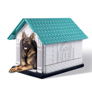 M-Pets Loft Dog Kennel