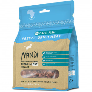 Nandi Cape Fish Freeze-Dried Meat
