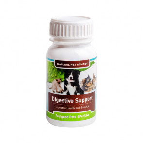 Feelgood Pets Digestive Support Supplement - 60 capsules