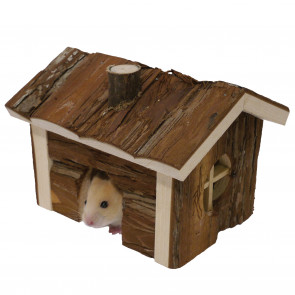 Rosewood Naturals Forest Cabin Small Pet Toy