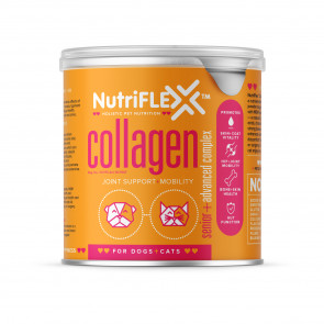 Nutriflex Collagen Advanced Mobility Complex for Dogs & Cats
