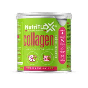 NutriFlex Collagen Daily Vitality & Anti-Ageing Complex for Dogs & Cats