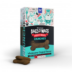 Montego Bags O Wags Classic Crunchies Dog Biscuits