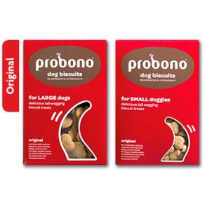 Probono Original Biscuit  Large Breed