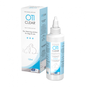 Oticlear Dog & Cat Ear Solution