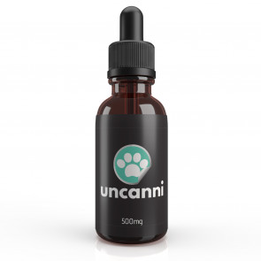 Uncanni Full Spectrum 5% CBD Oil & Terpene Blend- 1500mg