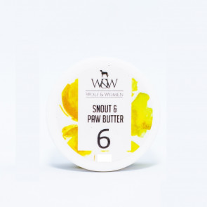 Wolf & Women Natural Snout & Paw Butter - 75ml