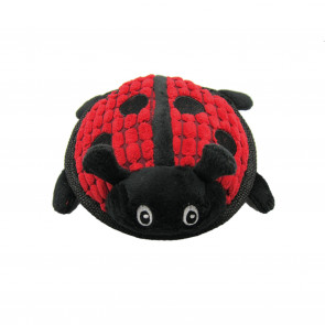 Pawz to Clawz Plush and Tuff Beetle Dog Toy