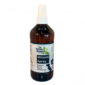 The Natural Pharmacy Wound Spray
