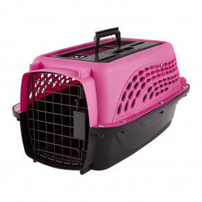 Petmate Two Door Top Load X-Small Pet Kennel - Hot Pink