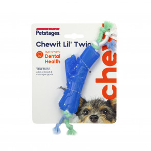 Petstages Orka Chewit Lil Twig Small Dog Toy