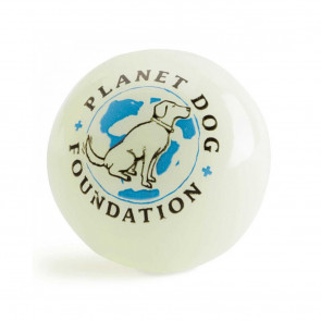 Planet Dog Orbee-Tuff Glow For Good Ball Dog Toy