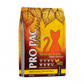 Pro Pac Ultimates Savannah Pride Cat & Kitten Food