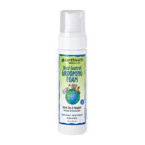Earthbath Shed Control Green Tea & Awapuhi Waterless Pet Shampoo - 237ml