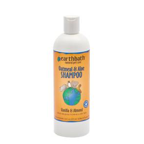 Earthbath Oatmeal & Aloe Dry Skin Pet Shampoo - 472ml