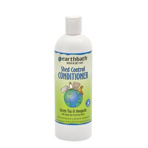 Earthbath Shed Control Green Tea & Awapuhi Pet Conditioner - 472ml