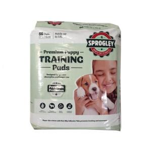 Sprogley Premium Adhesive Puppy Training Pads