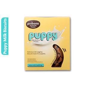 Probono Puppy Milk Biscuit