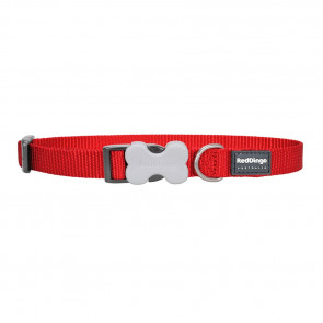 RedDingo Dog Collar-Red