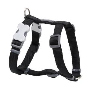 RedDingo Dog Harness-Black