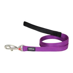 RedDingo Fixed Dog Lead-Purple