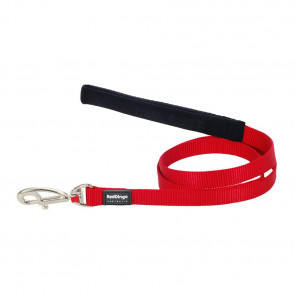 RedDingo Fixed Dog Lead-Red